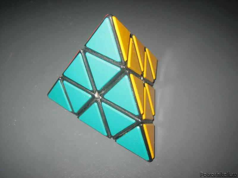 За компанию с кубиком Рубика.