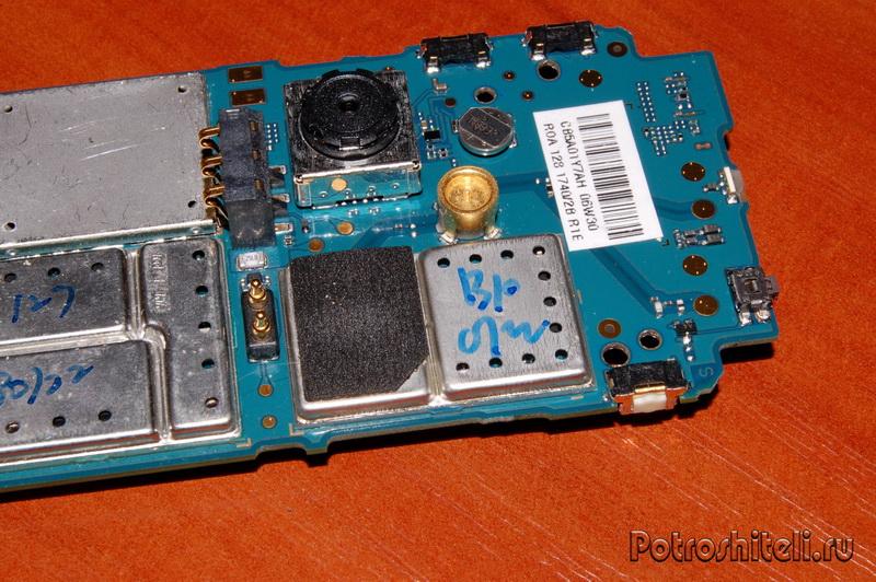 Программно телефон аналогичен модели k610i и построен на платформе jp-7
